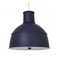 Industrial kitchen pendant light